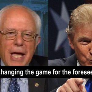 Bernie Sanders and Donald Trump redefining gatekeepers