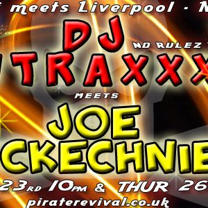 Joe Mckechnie/DJ M-Traxxx/Pirate Revival 23-11-09
