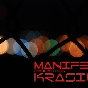 Krasius - Manifest Podcast 016