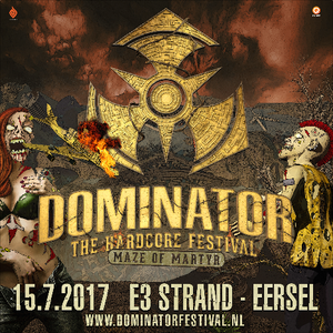 Dominator Festival 2017-Maze of Martyr ]Dj contest mix by ',Parawous