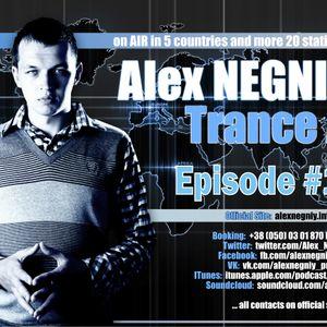 Alex NEGNIY - Trance Air - Edition #122