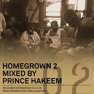 Juug Mix: HomeGrown 2