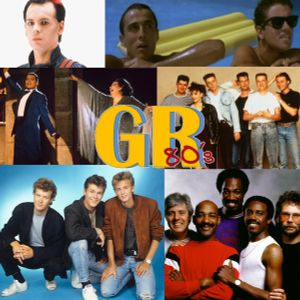 GR80's 9th July,  Two hours of Great 80's music