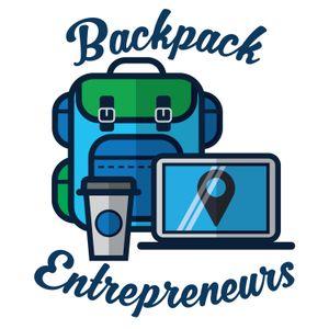 Back On The Road, Backpack Entrepreneurs Podcast Episode 49