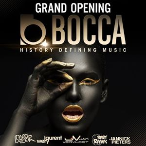 dj Jan Vervloet @ Bocca  Grand Opening 03-10-2015