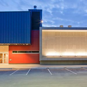 VPD Tactical Training Centre and Forensic Storage Facility   -