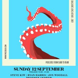 Live at Pikes, Ibiza :: September 12, 2021 daytime set