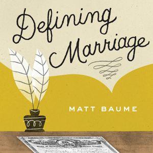A Marriage Encounter