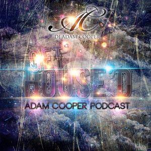 Adam Cooper's Get House'd Podcast 15/08/14