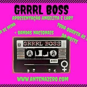 GRRRL BOSS 13/12/2017 RÁDIO ANTENA ZERO