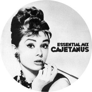 Cajetanus Essential Mix: Foreground