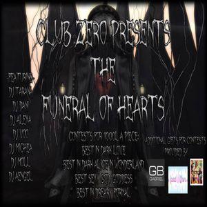DJ Sinnocence's (aka Alexa) Sorrow Set from Funeral of Hearts Event @ Club Zero Re-Evolution