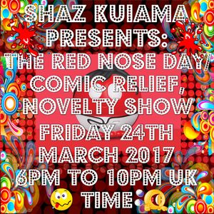Through The Years - The Comic Relief-Red Nose Day Novelty Show - 24th March 2017