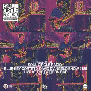 Blue Key Cortet Show #188 by Soul Circle Radio Show | Mixcloud