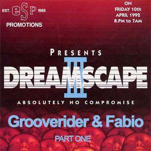 Grooverider & Fabio Live @ Dreamscape 3 Part One
