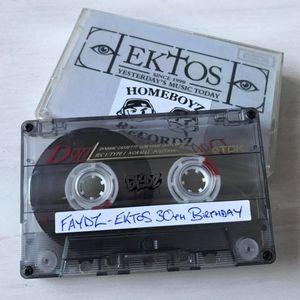 DJ FAYDZ - Ektos 30th Birthday (1990-1991 Old Skool Mix)