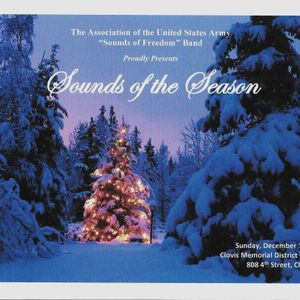 2017 Sounds of the Season Concert