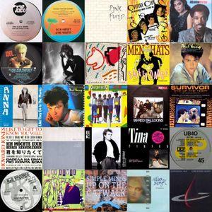 """12"""" Hit Mix 1980-1984 - Part 1"""