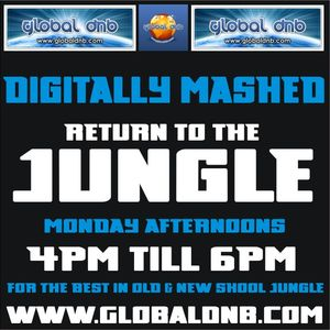 Digitally-Mashed Mond 4-6pm www.globaldnb.com 02-07-12