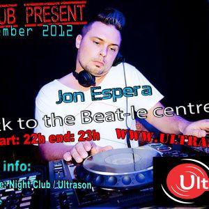 jon espera121212 podcast@ ultrason
