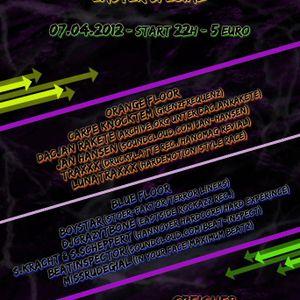 TraxXx Live @ O-Jay pres. Different Stylez 07.04.2012