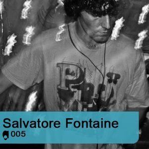 Amoeba Podcast 005 - Salvatore Fontaine