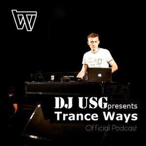 DJ USG - Trance Ways 003