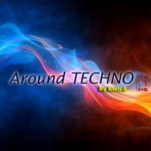 Around TECHNO (24) Dj Kwick 08 2012