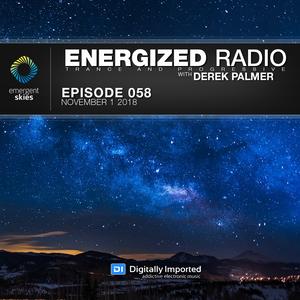 Energized Radio 058 with Derek Palmer