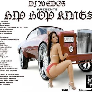 HIP HOP KINGS Vol.1 Mixtape By MEDOZ