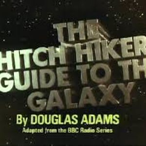 RFB: The Hitchhikers Guide To The Galaxy by Douglas Adams by Work Experience Kids