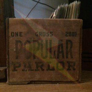 Songs From Popular Parlor #8 (the final issue)