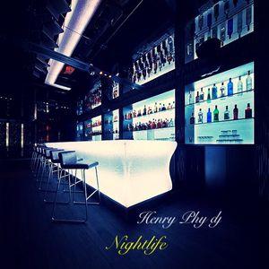 Henry  Phy Dj  Nightlife  Notturno  mix  deep  ..house.