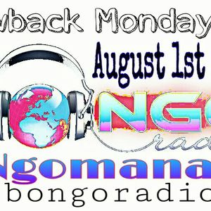 Bongo Radio Throwback Monday Show August 1st 2016 (C) Ngomanagwa
