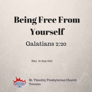 Being Free From Yourself