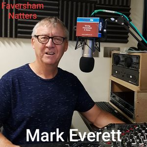 Faversham Natters with Mark Everett - 13th August 2018
