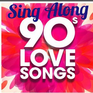 Sing along love songs