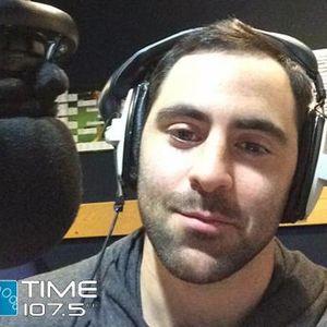 Dan Lassman Show On Time 107.5 FM 18/04/2015