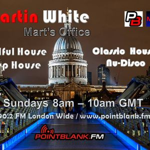 25.10.15 - Martin White - Mart's Office Point Blank FM