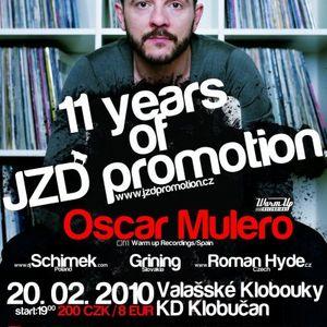 DJ Mooka - Viva La JZD B-Day 11
