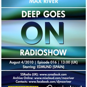 Deep Goes On 016 with Edmund