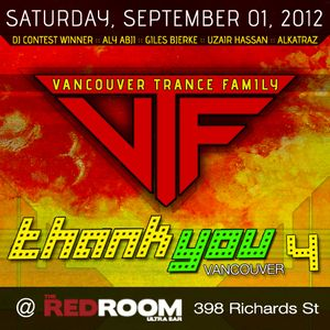 DJ Ryan - Thank You Vancouver 4 DJ Contest