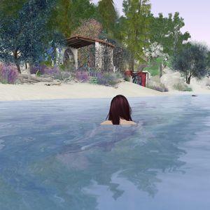 Persia's Indigo beach soundtrack