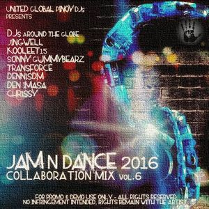 Jam and Dance with The Global Pinoy DJs