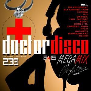 TWC 230 (2015) DJ Crayfish MIX 159 (DOCTOR DISCO 2K15 MEGAMIX)