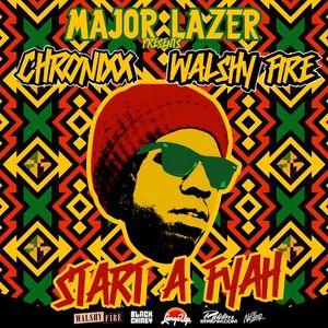 chronixx major lazer mixtape