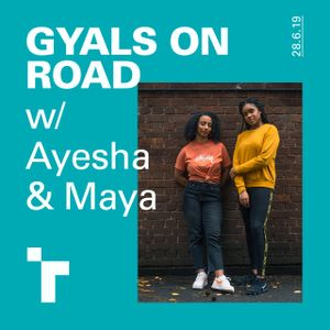 Gyals on Road - 28 June 2019