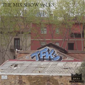 "33Recordz presents ""THE MIX SHOW vol.13"" (DJ H!ROKi HIPHOP, R&B Mix, 2012-11-11)"