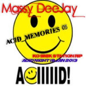Massy DeeJay - Acid Memories 05