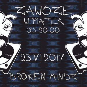 Broken Mindz Radio feat. Shari Vari & FM